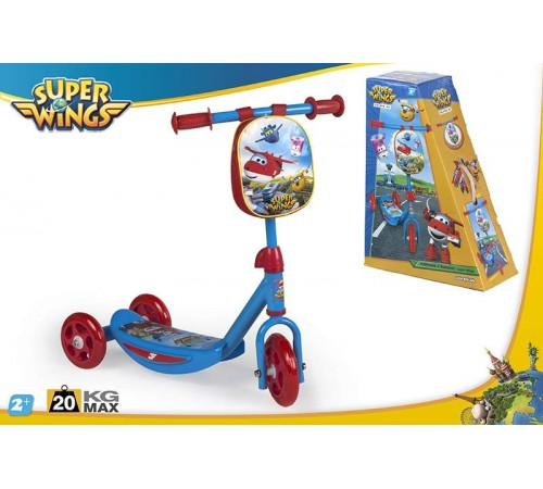 color baby 77009 Самокат super wings