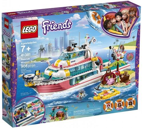 """Jucării pentru Copii - Magazin Online de Jucării ieftine in Chisinau Baby-Boom in Moldova lego friends 41381 constructor """"barcă pentru salvare"""" (908 el.)"""