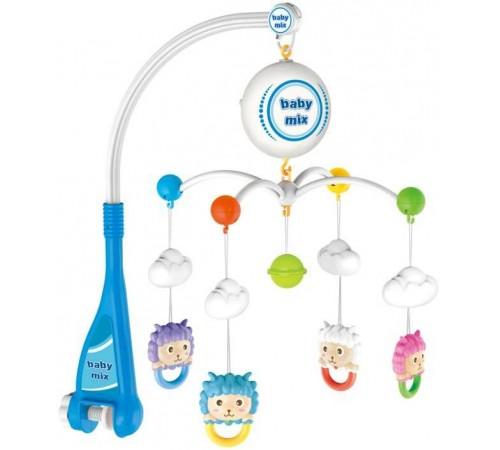 "baby mix hs-1668m carusel pe baterii ""oite"""