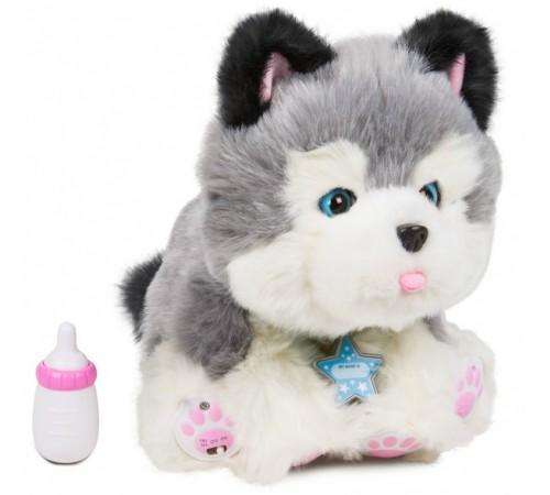 """little live pets 28278 Интерактивная игрушка """"Ласковый щенок"""""""