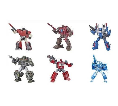 "transformers e3432 Трансформеры ""Делюкс: Война за Кибертрон"" (14 см.) в асс."