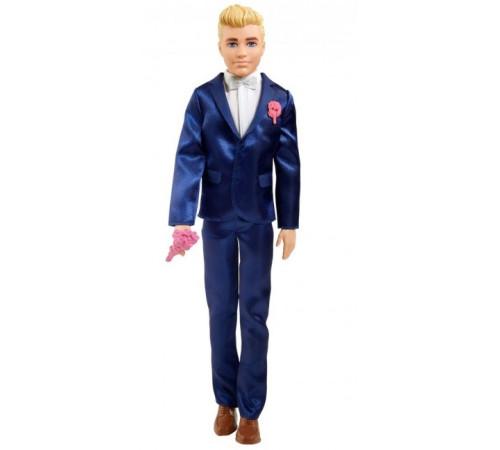 """barbie gtf36 Кукла Кен """"Сказочный жених"""""""
