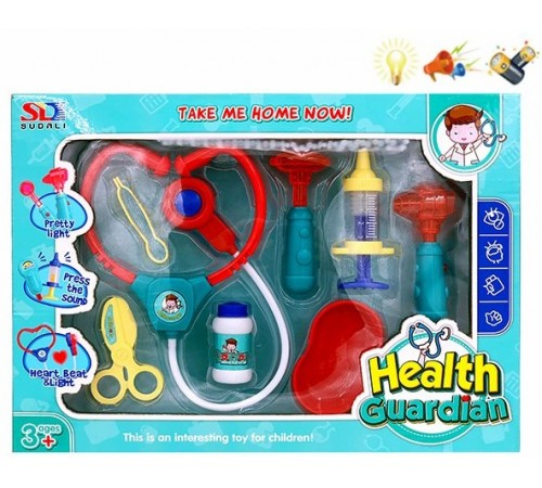 Jucării pentru Copii - Magazin Online de Jucării ieftine in Chisinau Baby-Boom in Moldova op ДЕ05.272 set de doctor