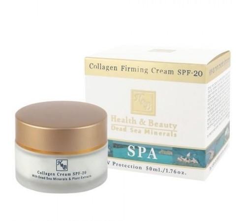 health & beauty Коллагеновый крем для укрепления кожи spf-20 50ml (44.129)
