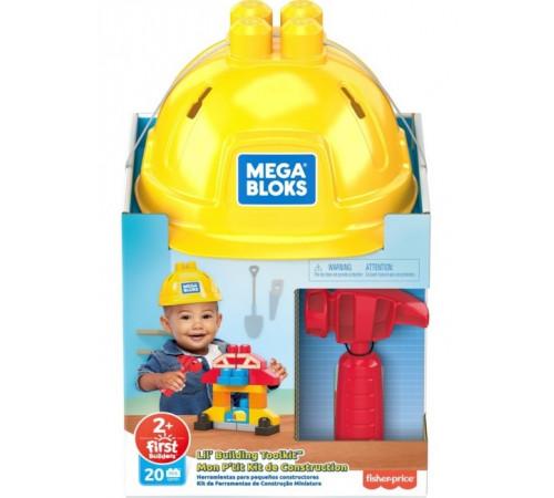 """mega bloks gnt91 Конструктор """"Маленький строитель"""" (20 дет.)"""