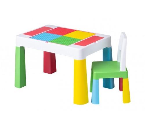 tega baby Столик и стульчик  multifun mf-001-134  цветной