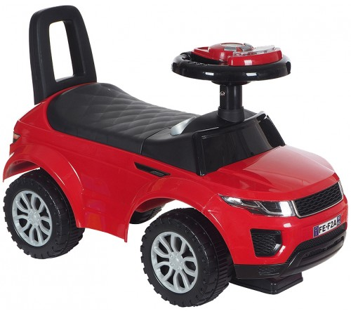 baby mix ur-hz-613w red masina pentru copii (rosie)