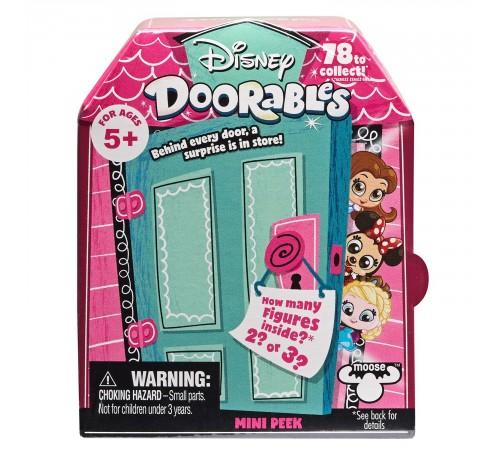 """disney doorables 69400 Набор с мини-фигурками """"mini peek pack"""" в асс."""