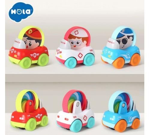 Детскиймагазин в Кишиневе в Молдове hola toys 3129b Набор машинок (3 шт.)