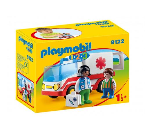 """Детскиймагазин в Кишиневе в Молдове playmobil 9122 Конструктор """"Скорая помощь"""""""