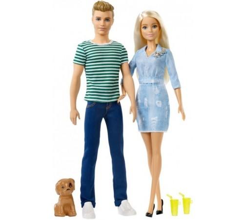Детскиймагазин в Кишиневе в Молдове barbie ftb72 Набор Барби и Кен