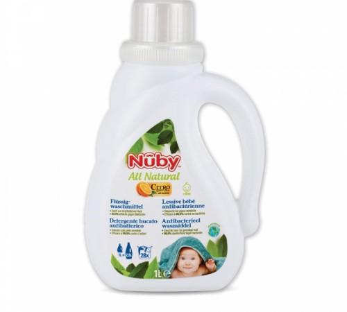 nuby cg51001arenposp Детское жидкое средство для стирки (1л.)
