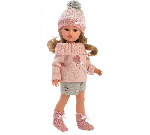 "Детскиймагазин в Кишиневе в Молдове llorens Кукла ""daniela"" 53706 (37 см.)"