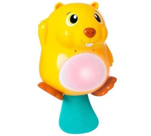 """Детскиймагазин в Кишиневе в Молдове hola toys 8102 Игрушка для купания """"Бобёр"""""""