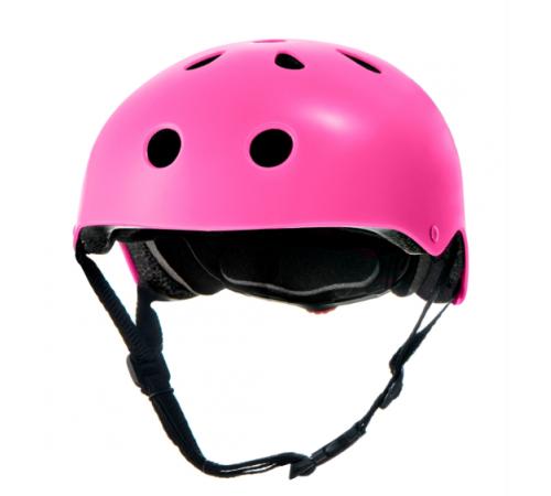 kinderkraft casca pentru bicicleta safety  roz