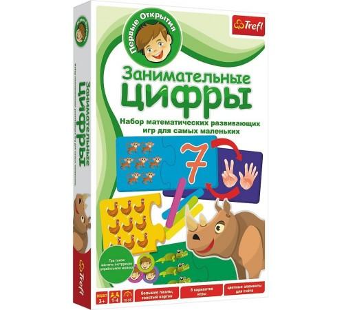 """trefl 01103 joc de masă """"cifre"""" (rus.)"""
