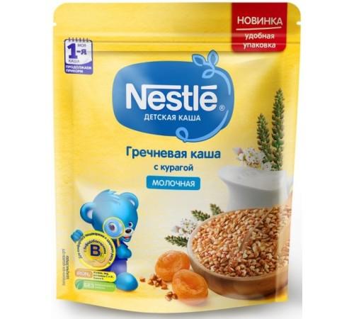 Детское питание в Молдове nestle Каша молочная гречневая с курагой 220 гр. (5 м+) 12343022