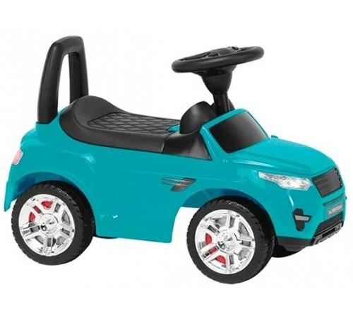 colorplast 1700 Детская машинка голубой