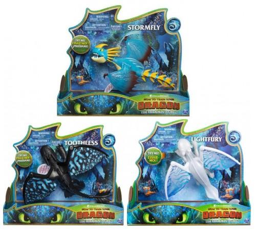 dragons 6045090 Большая фигурка дракона со звуковыми и световыми эффектами в асс.
