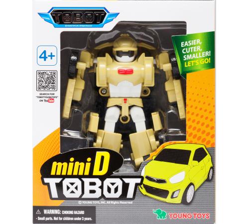 """Детскиймагазин в Кишиневе в Молдове tobot 301027t Робот-трансформер """"original mini d"""" (10 см.)"""