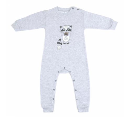 Одежда для малышей в Молдове veres 101-2.67-2.86 Комбинезон little raccon р.86