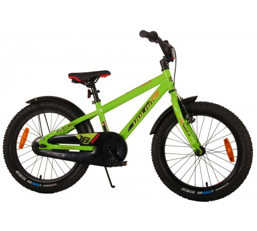 """volare 91861 Велосипед """"rocky 18"""" зелёный"""