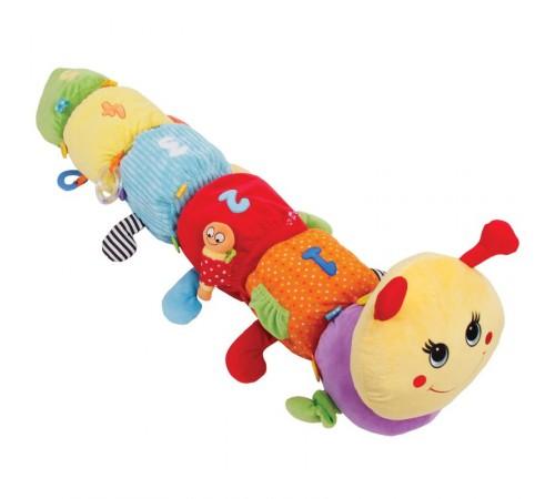 """Детскиймагазин в Кишиневе в Молдове happy snail 14hs09ig Развивающая игрушка """"Гусеница Мари"""""""