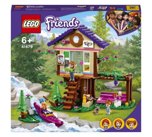 """lego friends 41679 Конструктор """"Домик в лесу"""" (326 дет.)"""