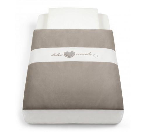 cam Набор постельного белья для колыбели cullami  145 бежевый