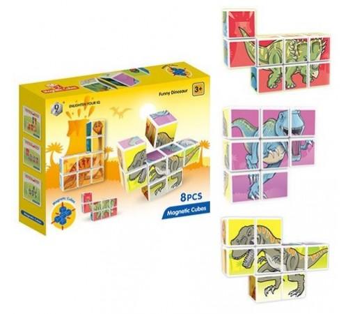 Jucării pentru Copii - Magazin Online de Jucării ieftine in Chisinau Baby-Boom in Moldova op РЕ03.34 cuburi magnetice
