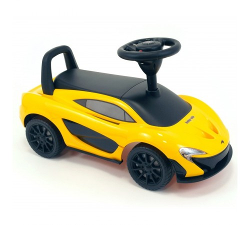 baby mix ur-z372a yellow Машинка детская Желтая