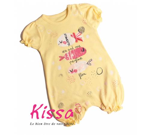 """Одежда для малышей в Молдове twetoon baby 213508 Комбинезон """"Рыбки"""" в асс. (0-12 мес.)"""