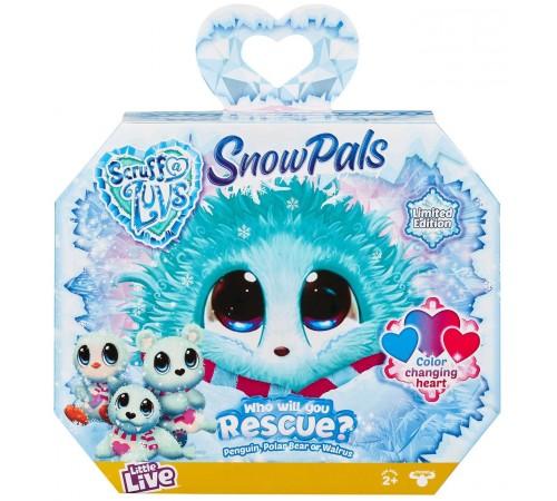 """Jucării pentru Copii - Magazin Online de Jucării ieftine in Chisinau Baby-Boom in Moldova scruff-a-luvs 639sfr jucarie moale """"""""snow pals"""""""