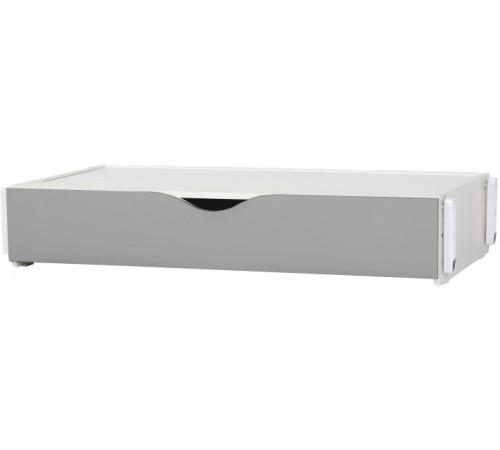 veres 40.21.1.17 Маятниковый механизм с ящиком для кроваток ЛД3 ЛД6 ЛД15 ЛД16 ЛД18 ЛД20 (серо-белый)