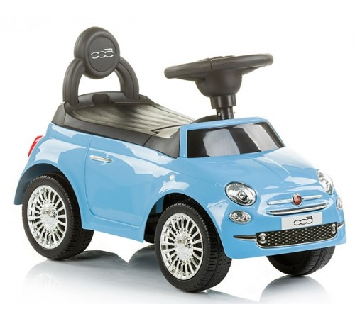 chipolino Машина fiat 500 rocft0183bl голубой