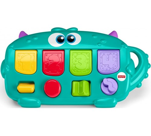 fisher price dym89 Пианино Монстрик