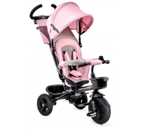 kinderkraft Трицикл aveo  розовый