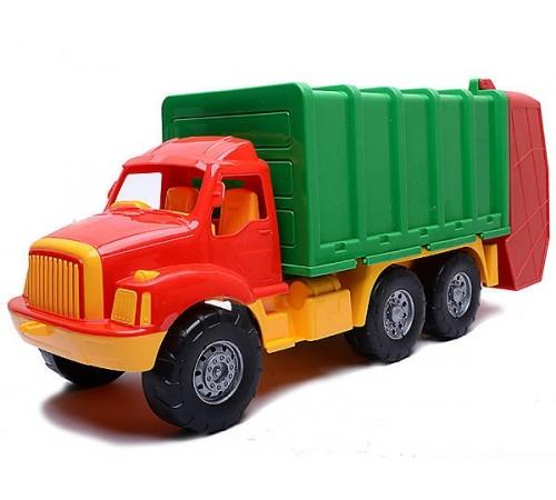 "Детскиймагазин в Кишиневе в Молдове colorplast 0497 Машина мусоровоз ""Магирус"" в асс."