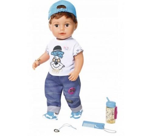 zapf creation 826911 Кукла baby born Стильный братик (43 см.)