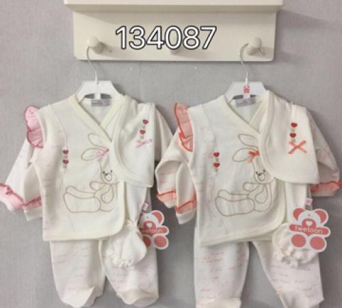 twetoon baby 134087 Набор из 5 единиц для новорожденных