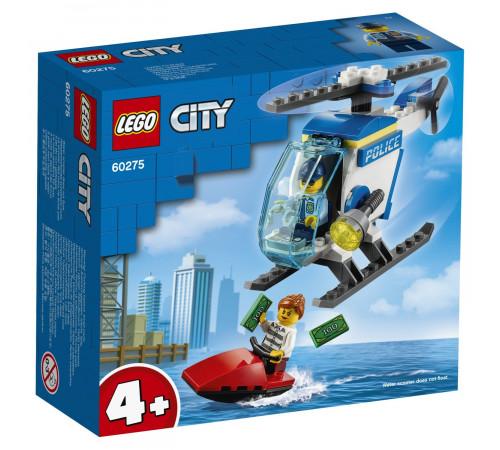 """lego city 60275 Конструктор """"Полицейский вертолёт"""" (51 дет.)"""