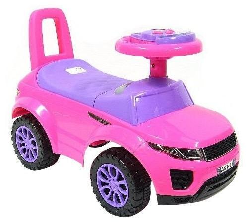 baby mix ur-hz613w pink masina pentru copii