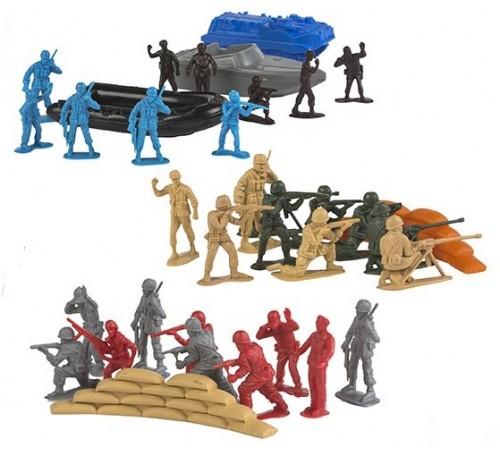 color baby 24641 set de soldați în sort. (3)