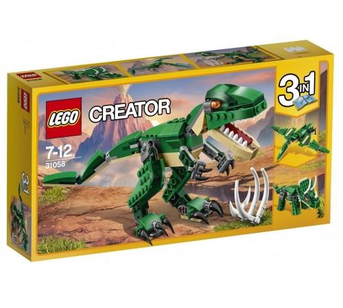 """lego creator 31058 Конструктор """"Грозный динозавр"""" (174 дет.)"""
