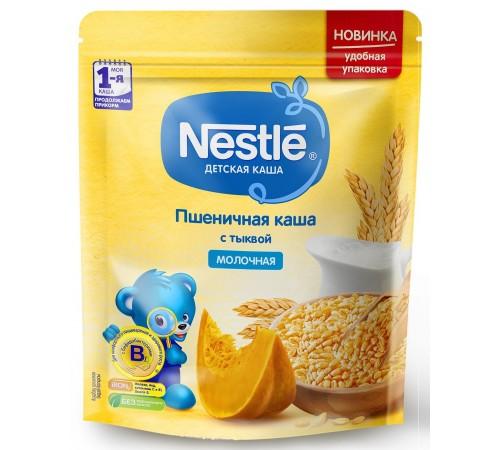 nestle Каша молочная пшеничная с тыквой 220 гр. (5 м+) 12382862