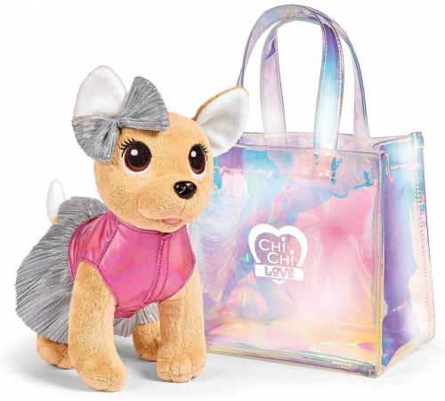 """Jucării pentru Copii - Magazin Online de Jucării ieftine in Chisinau Baby-Boom in Moldova simba 5893432 set chi-chi love """"chihuahua cu geantă: shimmer"""""""