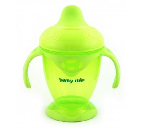 baby mix ra-c1-1711 Поильник зеленый