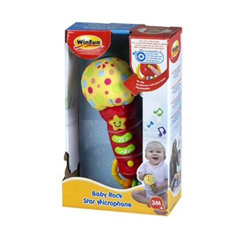Детскиймагазин гусь-гусь в Кишиневе в Молдове color baby 44232 Микро караоке