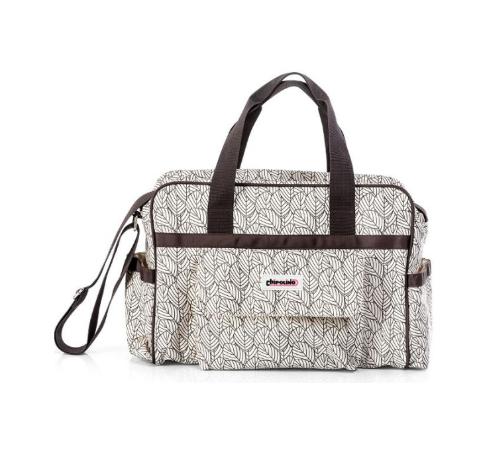 chipolino geanta pentru carucior chicha0164l frunzi