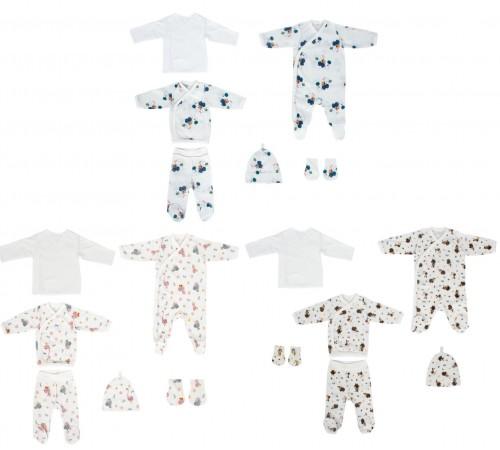 sevi 530 Набор одежды  для новорожденных (6 ед.) в асс.